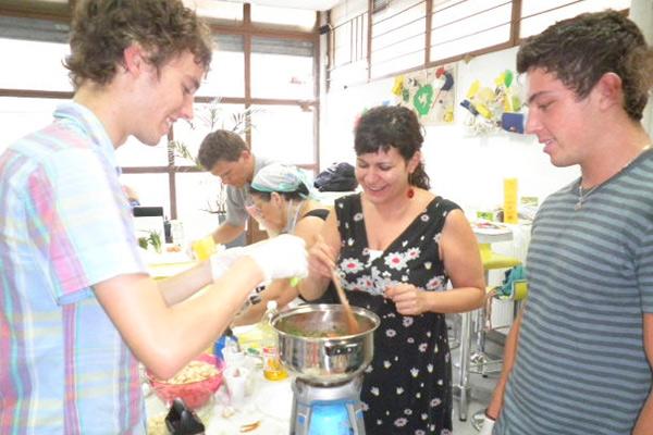 Workshop μαγειρικής