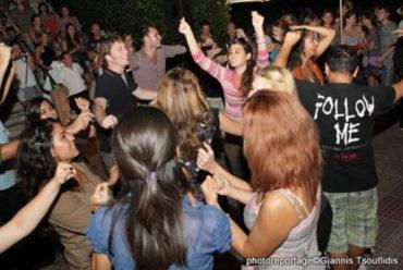 Αποχαιρετιστήριο πάρτυ Θερινού προγράμματος 2011