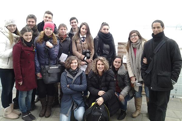 Επίσκεψη μαθητών Αρσάκειου Λυκείου Θεσσαλονίκης στο ΣΝΕΓ